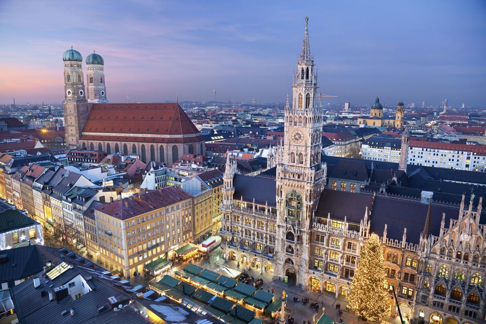 Meine deutschen Lieblingsstädte